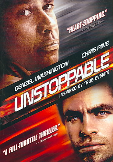 UNSTOPPABLE BY WASHINGTON,DENZEL (DVD)
